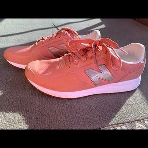 Pink New Balance NWT 7.5